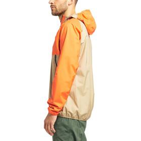 Haglöfs L.I.M Proof Multi Jacket Men flame orange/sand